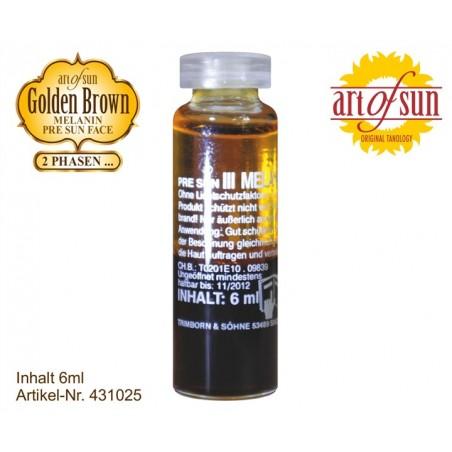 Golden Brown Melanin Visage