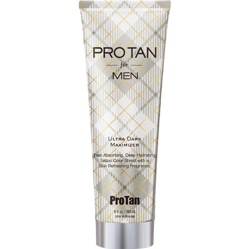 Pro Tan for Men Ultra Dark Maximizer