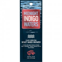 Midnight Indigo Waters